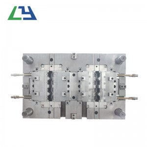 High-quality plastic injection mold manufacturing company for electronic parts mold panel mold