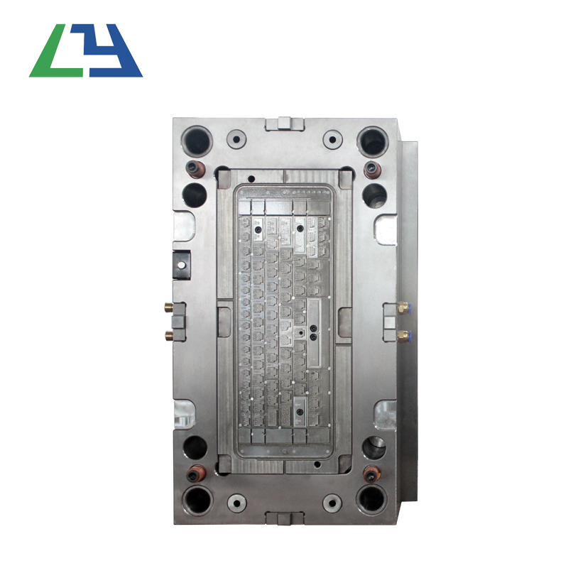 Factory custom design plastic parts precision plastic injection mould maker in china
